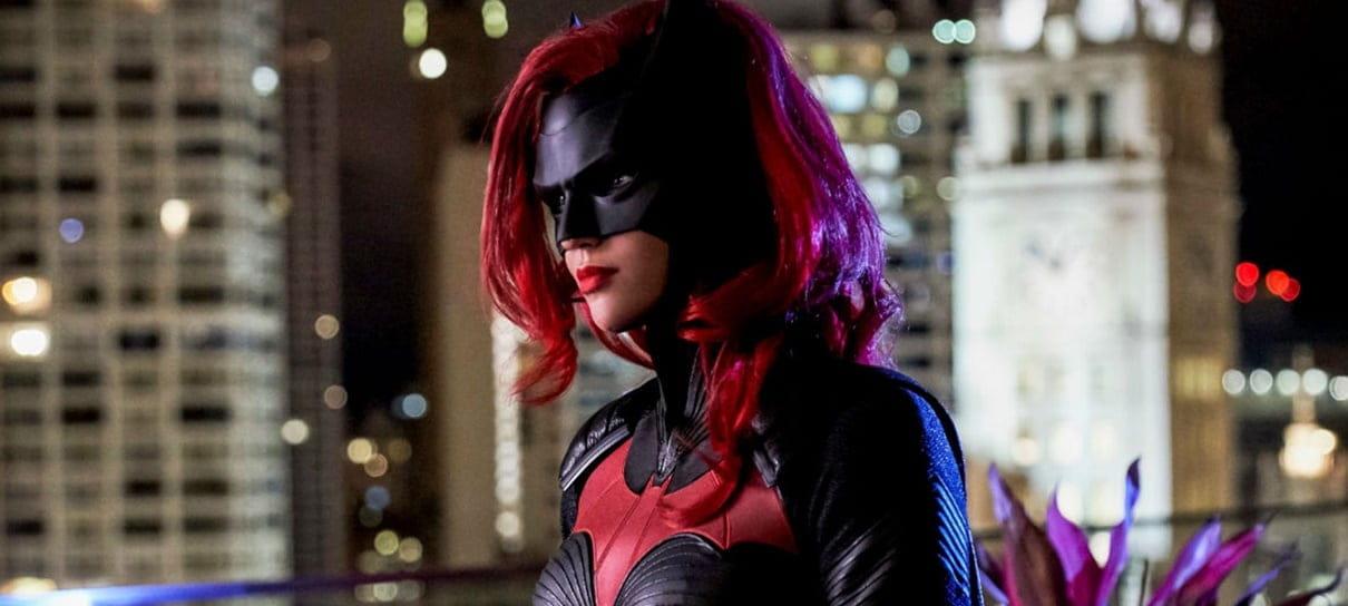 Ruby Rose deixa o papel de Batwoman na série da CW