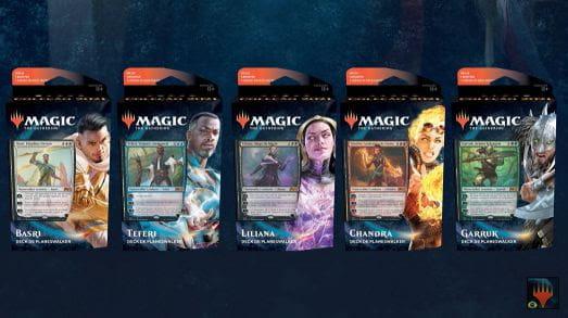 Sabia que as cores dos cards de Magic: The Gathering pode dizer muito sobre quem joga
