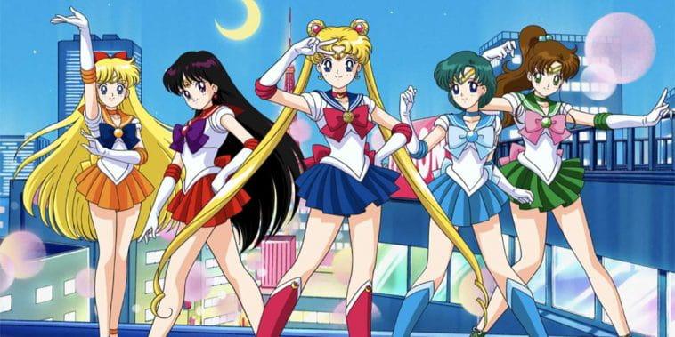 Sailor Moon será lançado gratuitamente no YouTube no Japão