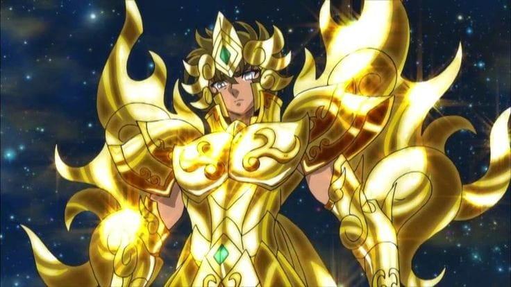 Saint Seiya – Soul of Gold   Anime ganha box de DVD e BluRay no Brasil