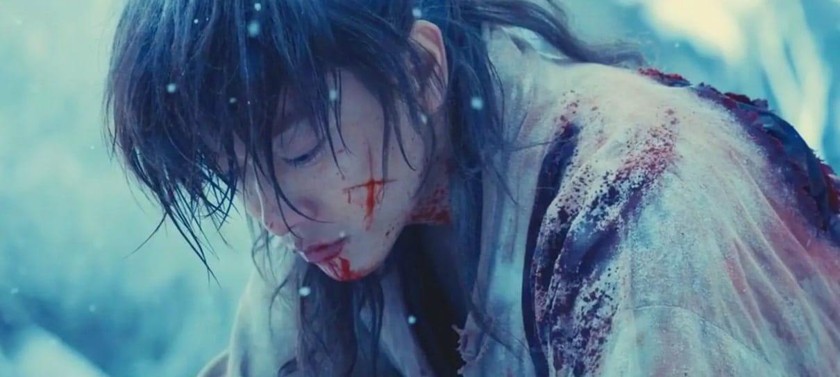 Samurai X | Filmes são adiados devido à pandemia