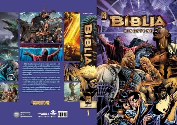 SBB lança inovadora Bíblia em quadrinhos