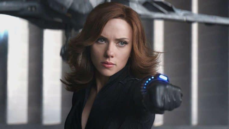 Scarlett Johansson comenta sobre o destino de Viúva Negra em Vingadores: Ultimato