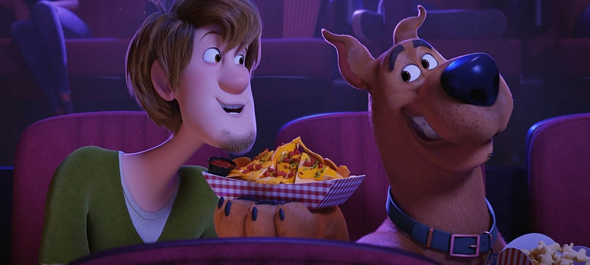 Scooby! O Filme não será lançado nos cinemas dos EUA