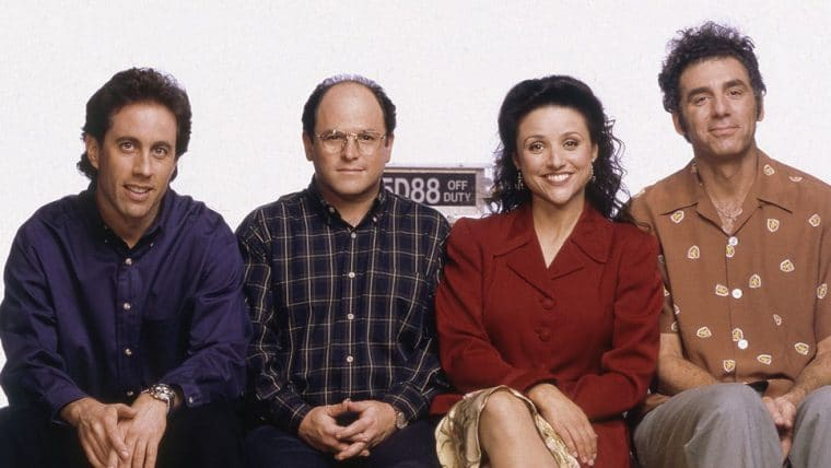 Seinfeld chegará na Netflix em Outubro