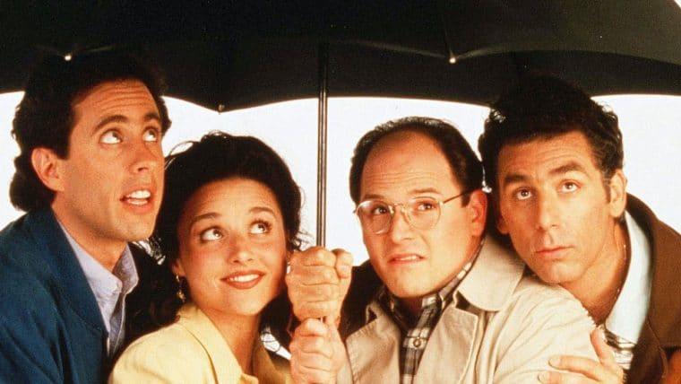 Seinfeld | Primeira temporada ganhará maratona na Warner Channel