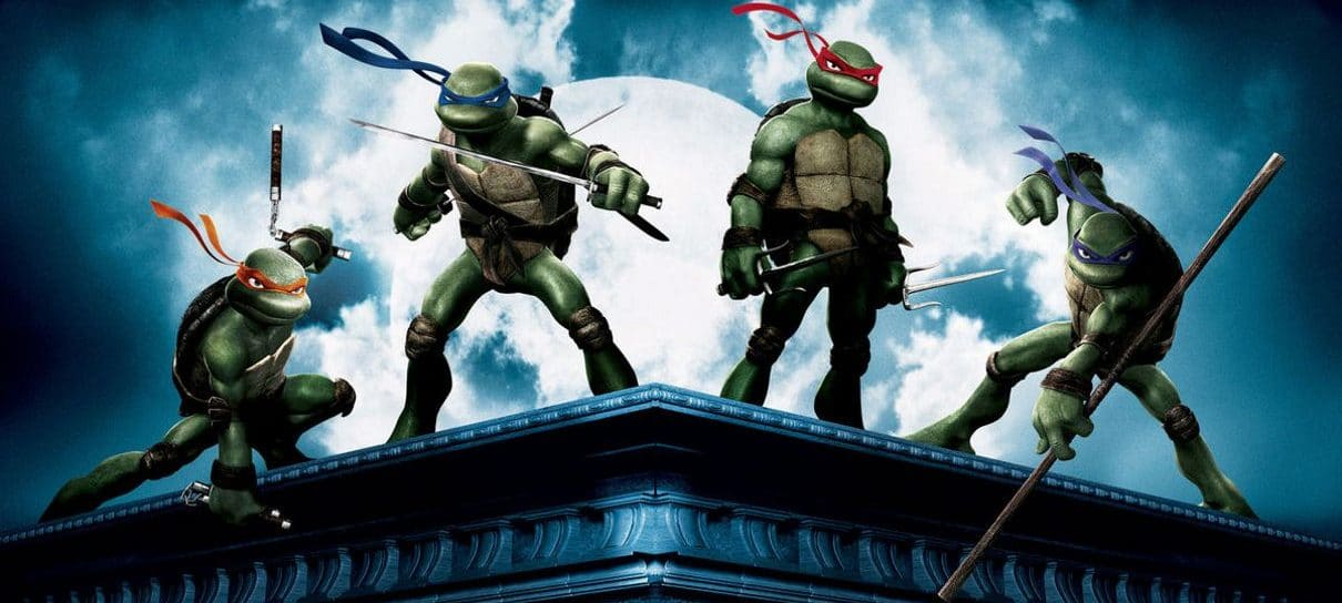 Seth Rogen vai produzir reboot de As Tartarugas Ninja