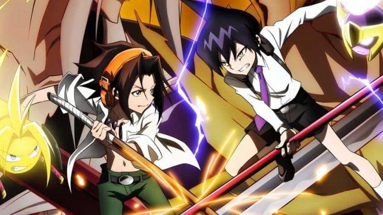 Shaman King | Remake do anime ganha teaser e data de estreia