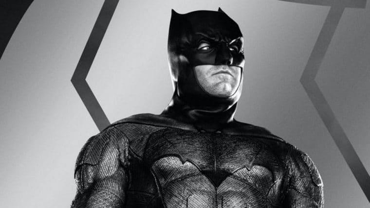 Snyder Cut da Liga da Justiça ganha teaser focado no Batman