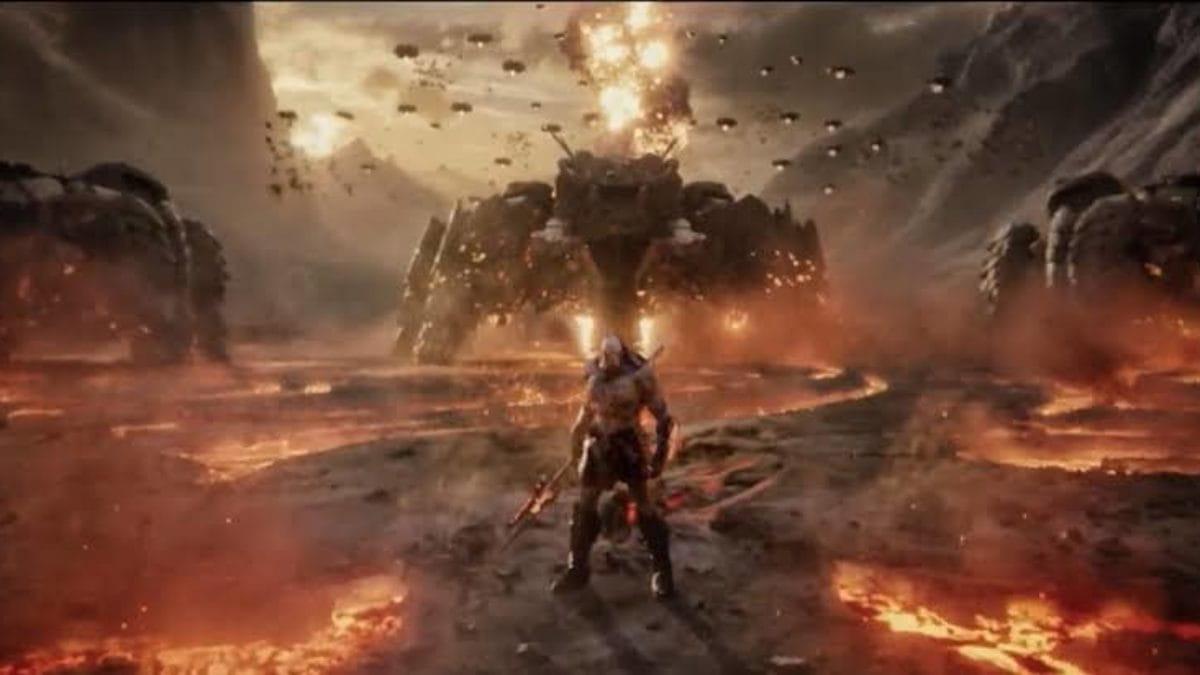 Snyder Cut de Liga da Justiça ganha teaser trailer