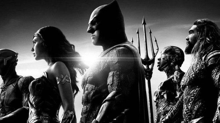 Snyder Cut de Liga da Justiça terá lançamento mundial