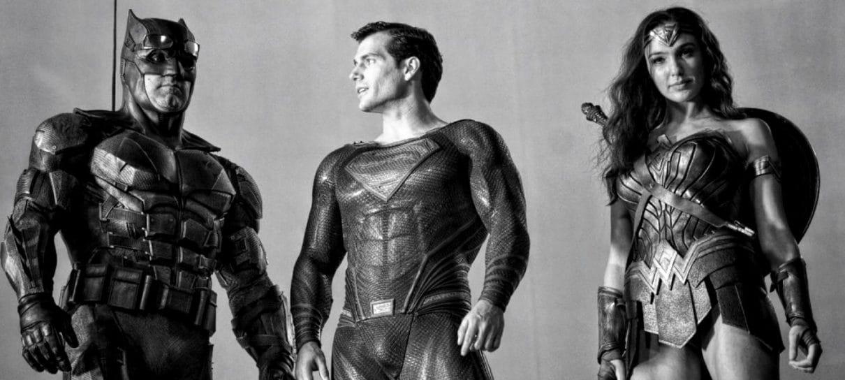 Snyder Cut pode custar mais de US$ 30 milhões