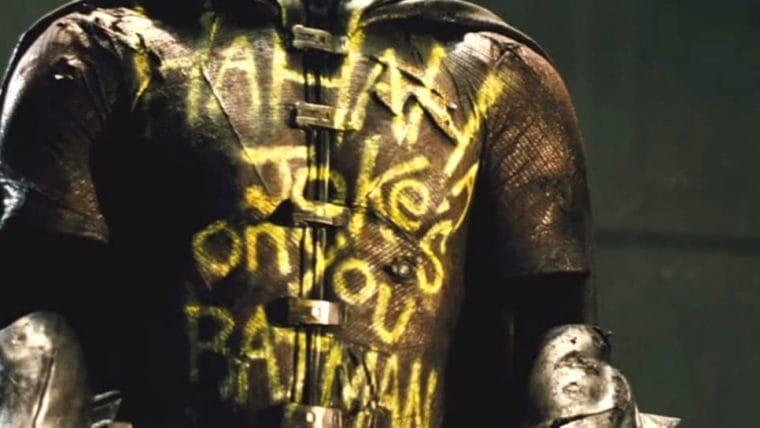 Snyder Cut terá dica sobre a morte de Robin, afirma o diretor