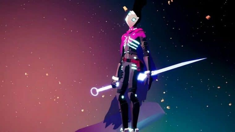 Solar Ash | Conheça o novo game dos criadores de Hyper Light Drifter