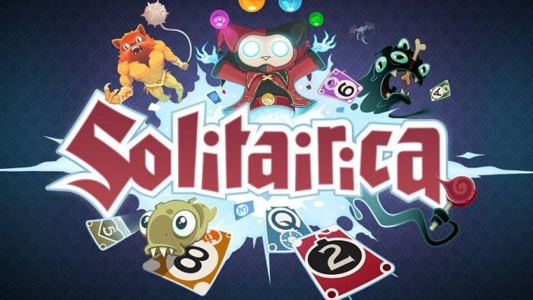 Solitairica está gratuito para PC por curto período de tempo