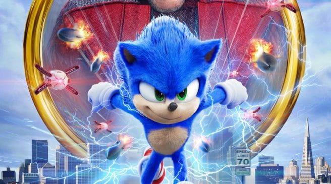 Sonic 2 é oficializado pela Paramount Pictures