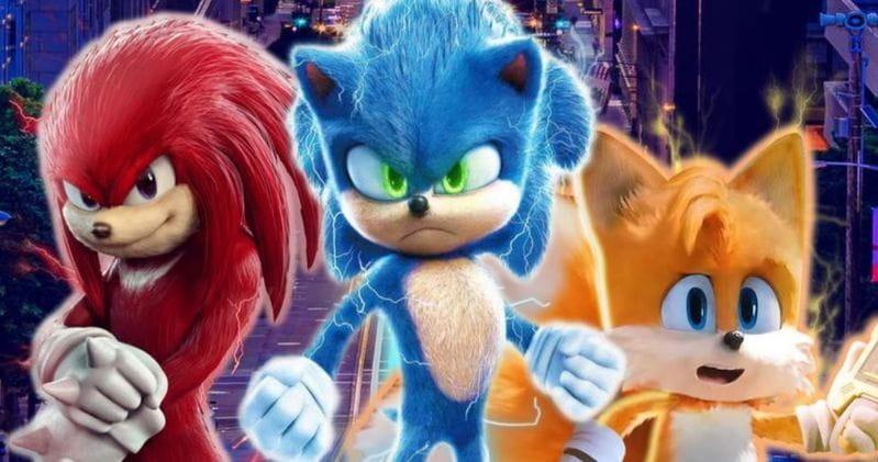 Sonic: O Filme 2 | Robotnik terá a ajuda de Knuckles na sequência fo longa