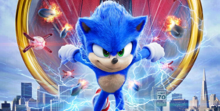 Sonic – O Filme | Personagem exibe novo visual em trailer eletrizante