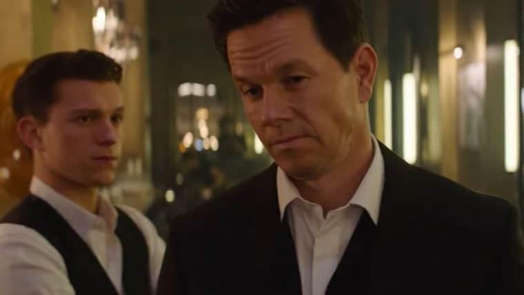 Sony divulga cena do filme de Uncharted