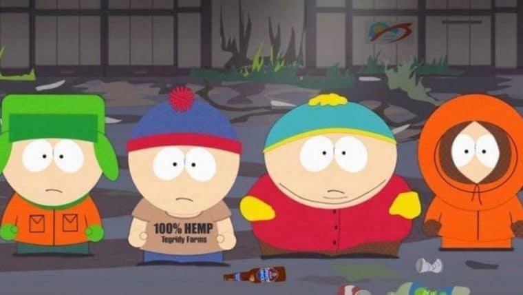 South Park tem 5 episódios retirados do HBO Max por questões religiosas