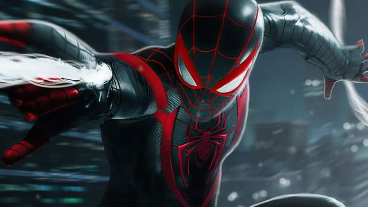 Spider-Man: Miles Morales | Game está pronto para chegar no mercado
