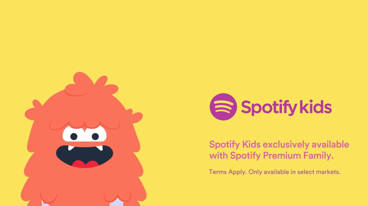 Spotify Kids | Serviço é disponibilizado no Brasil