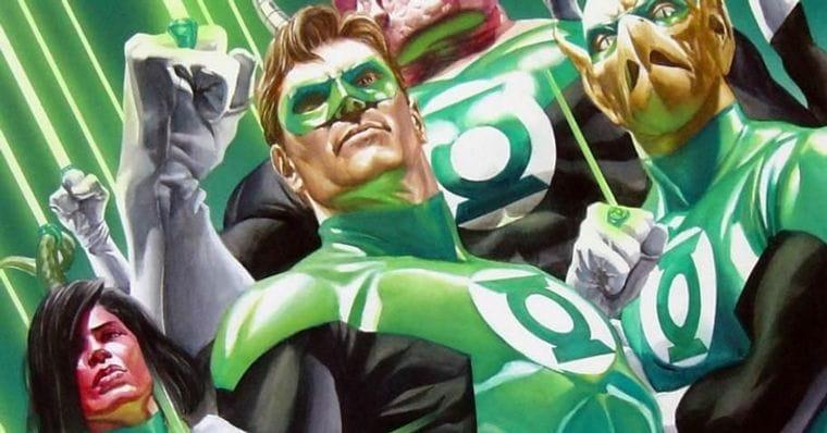 Série do Lanterna Verde se passará na Terra e no Espaço focando em Lanternas Verdes e Amarelos