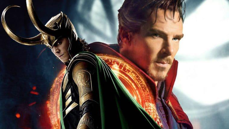 Série do Loki será ligada à Doutor Estranho 2