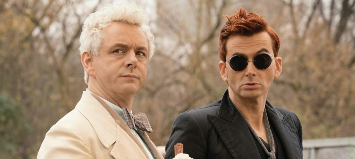 Staged | Nova série da BBC é estrelada por David Tennant e Michael Sheen