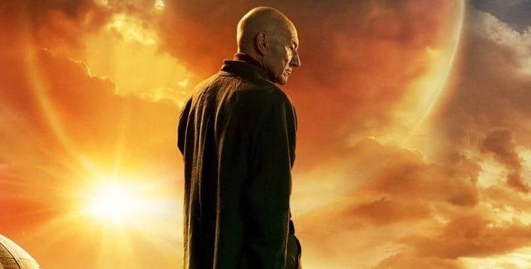 Star Trek: Picard | Processo de filmagem da série já foi concluído.