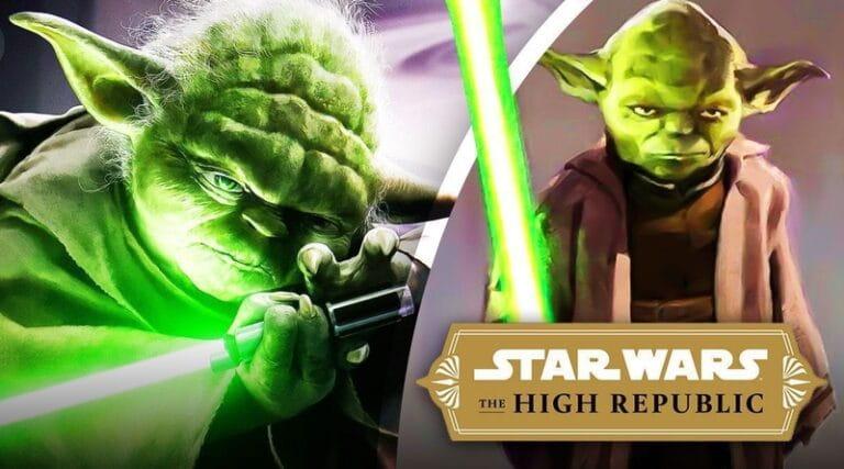 Star Wars: A Alta República | Produção mostrará Yoda 200 anos mais jovem