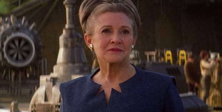 Star Wars: A Ascensão Skywalker | General Leia aparece em novo Spot do filme