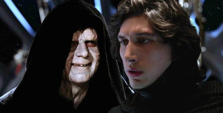 Star Wars: A Ascensão Skywalker | Kylo Ren conversa com antigos Sith no novo spot do filme