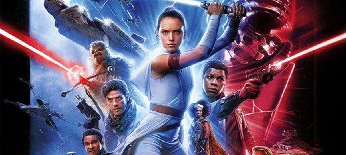 Star Wars: A Ascensão Skywalker | Novo pôster traz de volta mais um personagem bem conhecido da franquia