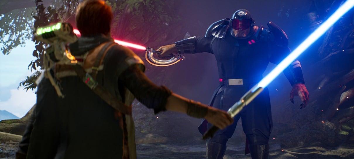 Star Wars Jedi: Fallen Order | EA diz que game deu início a uma nova franquia