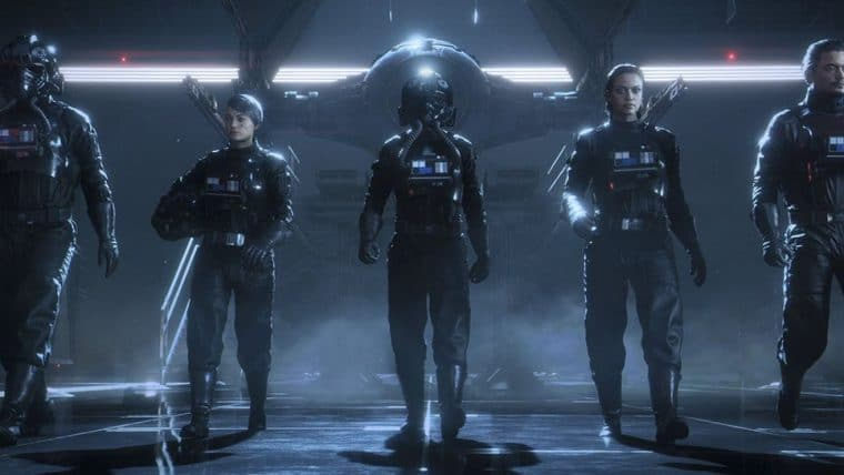 Star Wars: Squadrons | Game ganha trailer com informações do single player