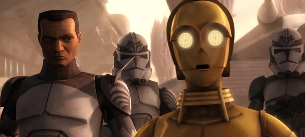 Star Wars: The Clone Wars | Série ganha data de estreia da última temporada