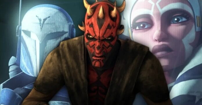 Star Wars: The Clone Wars | Sétima Temporada ganha trailer com luta entre Ahsoka e Darth Maul