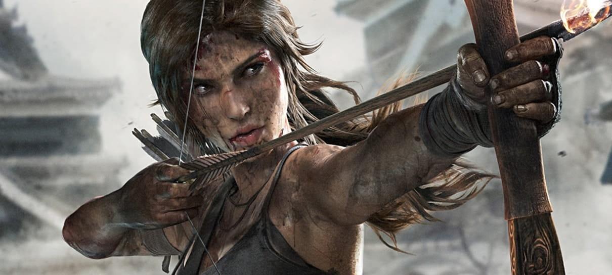 Steam libera Tomb Raider para incentivar a ficar em casa