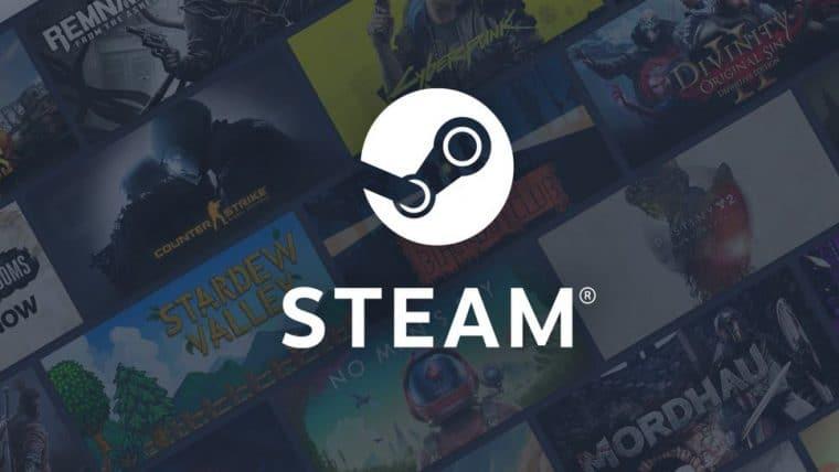 Steam tem marca de 24 milhões de jogadores simultâneos e quebra recorde