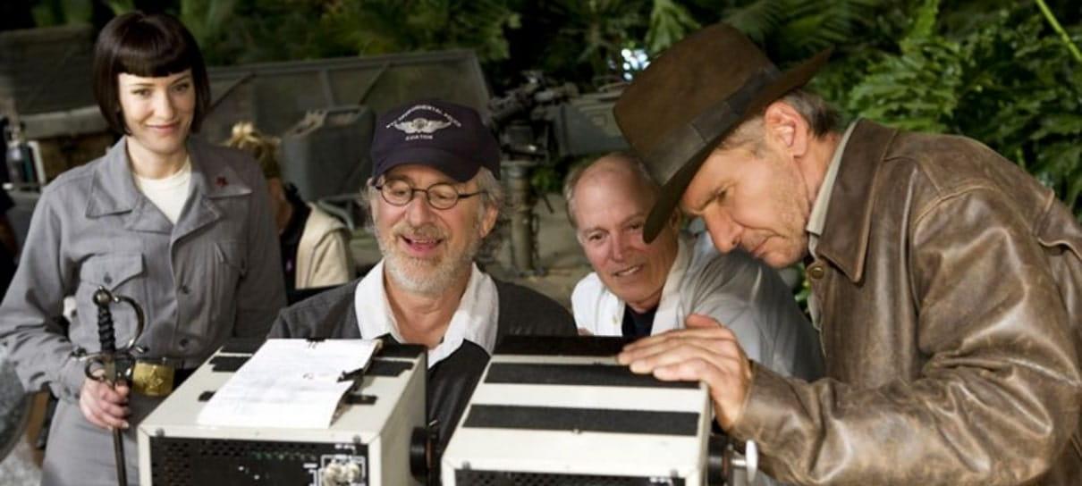 Steven Spielberg não será diretor de Indiana Jones 5