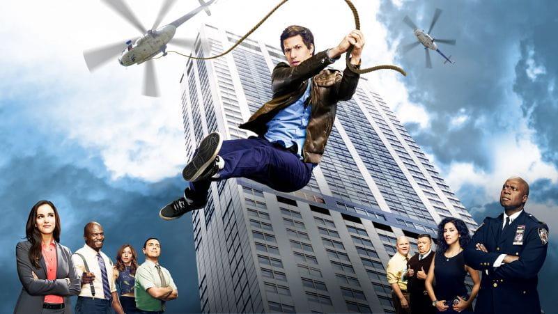Sétima temporada de Brooklyn Nine-Nine ganha trailer com inspirações em filmes antigos de ação