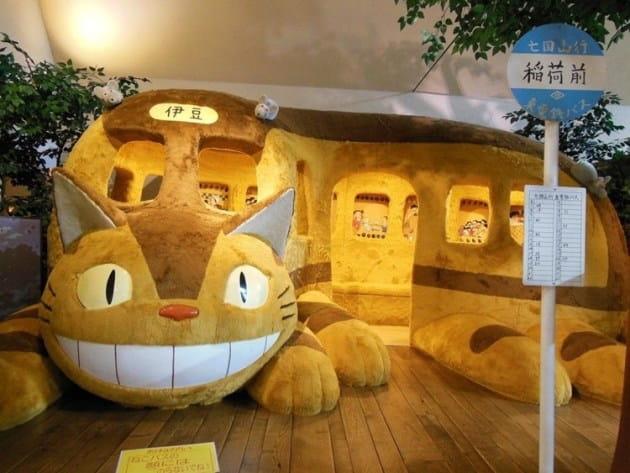 Studio Ghibli | Museu do Studio Ghibli agora oferece passeios virtuais