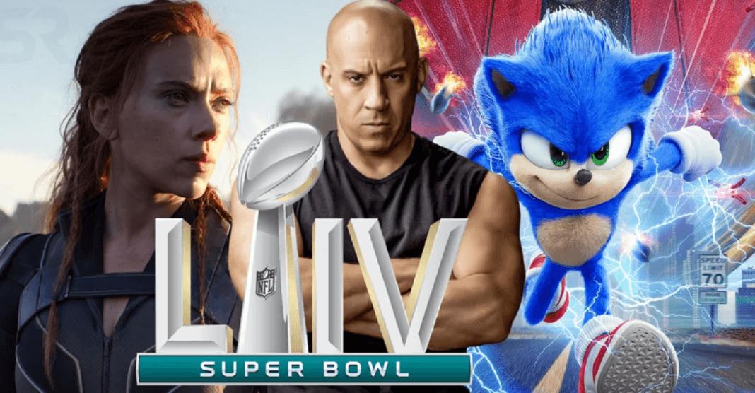 Super Bowl 2020 | Compilado de todos os trailers de filmes e séries