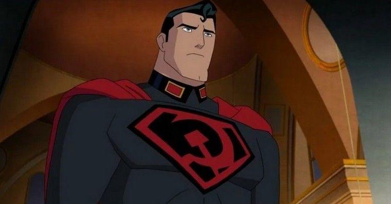 Superman: Entre a Foice e o Martelo | Animação ganha vídeo com herói comunista