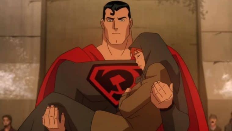 Superman: Entre a Foice e o Martelo | Longa ganha primeiro trailer
