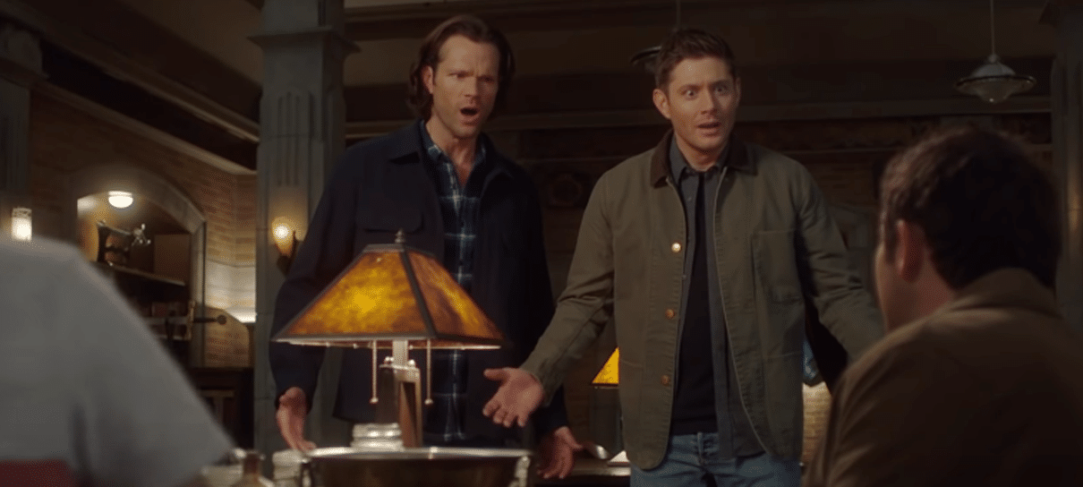 Supernatural   Série ganhou videos de erros de gravação hilários