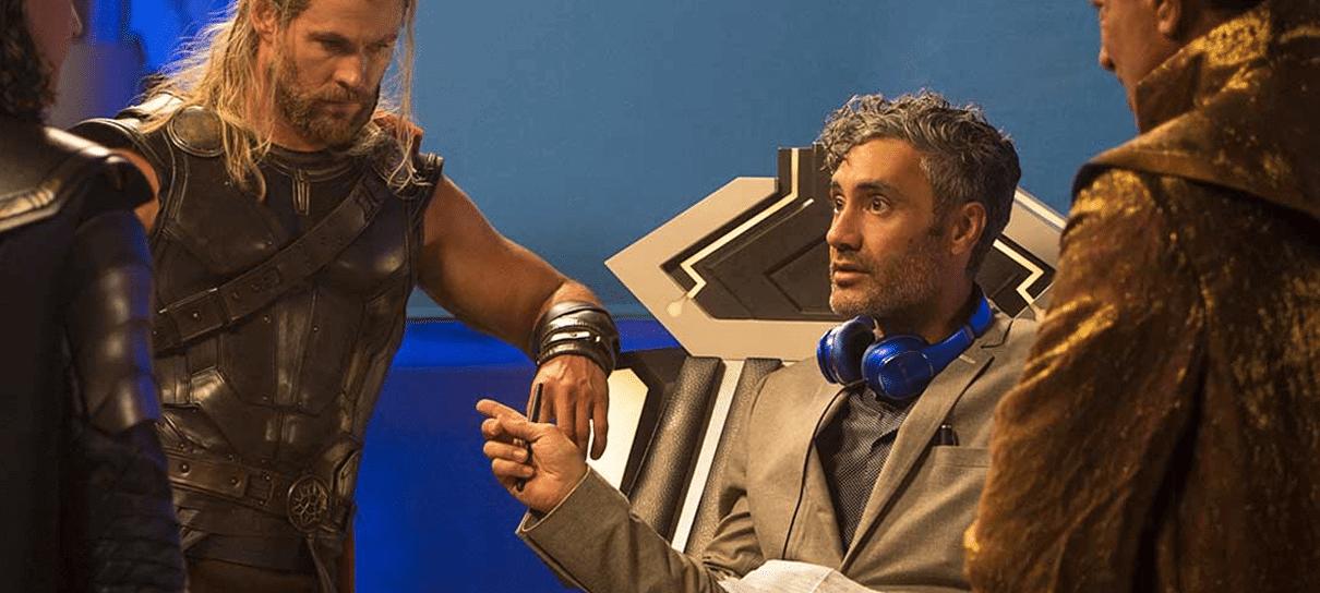 Taika Waititi vai dirigir um filme da franquia de Star Wars