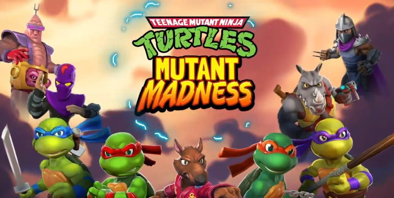 Tartarugas Ninja ganharão um game mobile esse ano