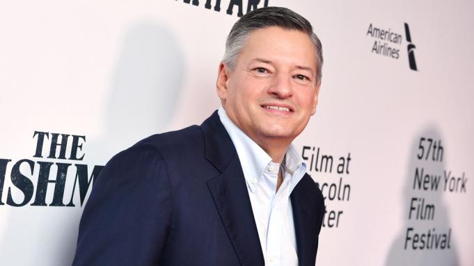 Ted Sarandos, chefe de conteúdo da Netflix é promovido a CEO